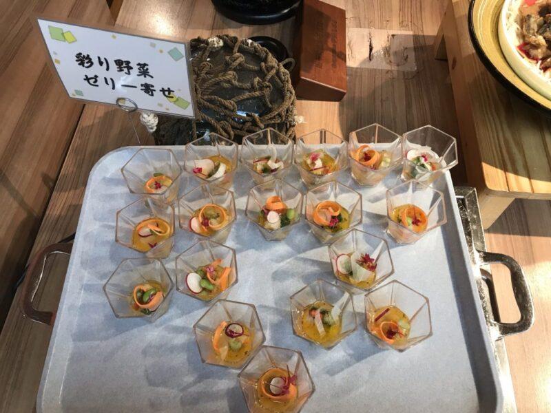 大江戸温泉伊勢志摩のディナー口コミ