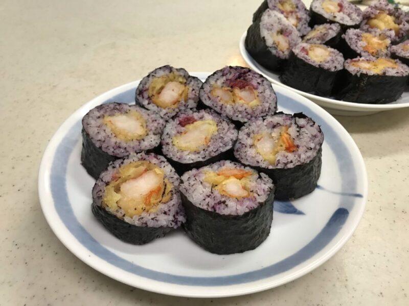 福井県敦賀市のふるさと納税ブラックタイガーの天まきレシピ4